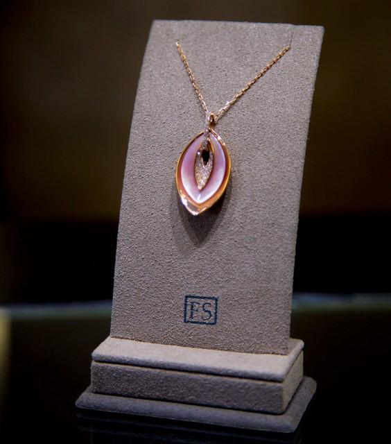 Jewelry for a Cause: Pink Gemstones
