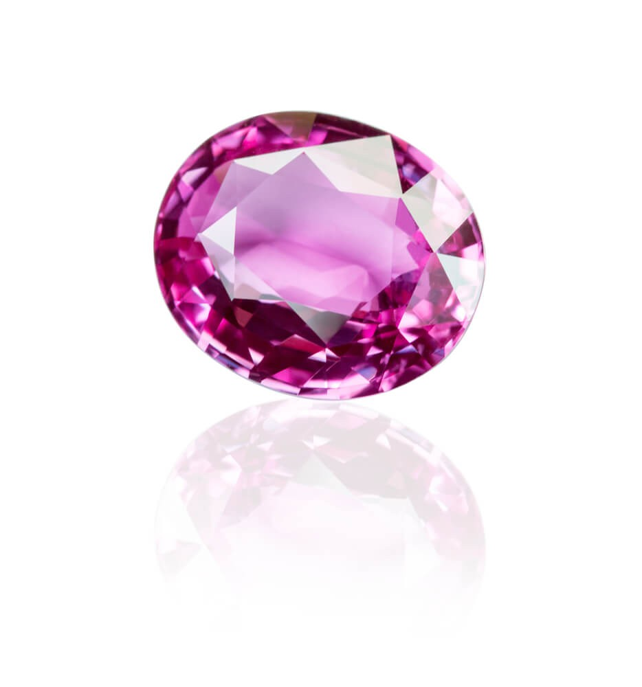 Think Pink: Pink Sapphires for Breast Cancer Awareness