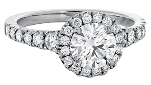 Bridal Jewelry at Gary J. Long Jewelers